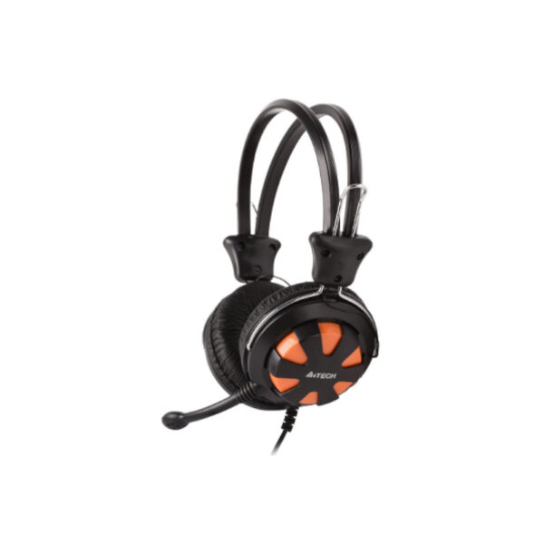 Mikrofonos fejhallgató A4-Tech HS-28
