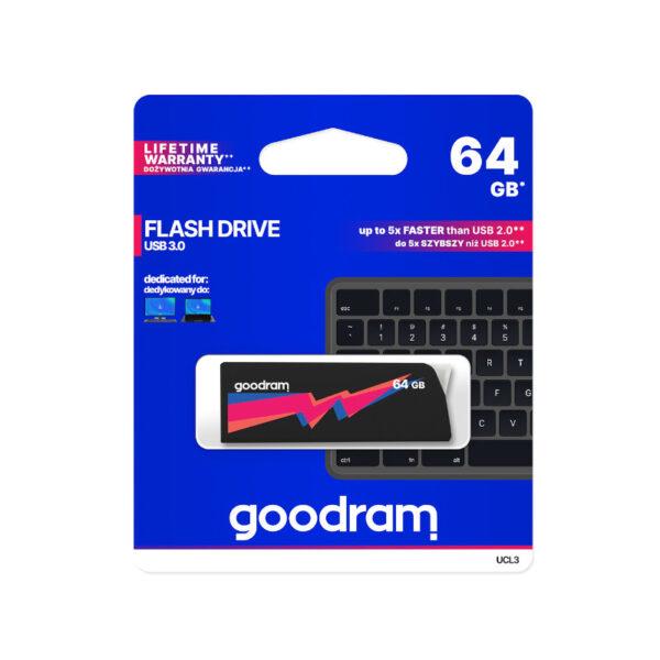 Pendrive 64GB Goodram UCL3